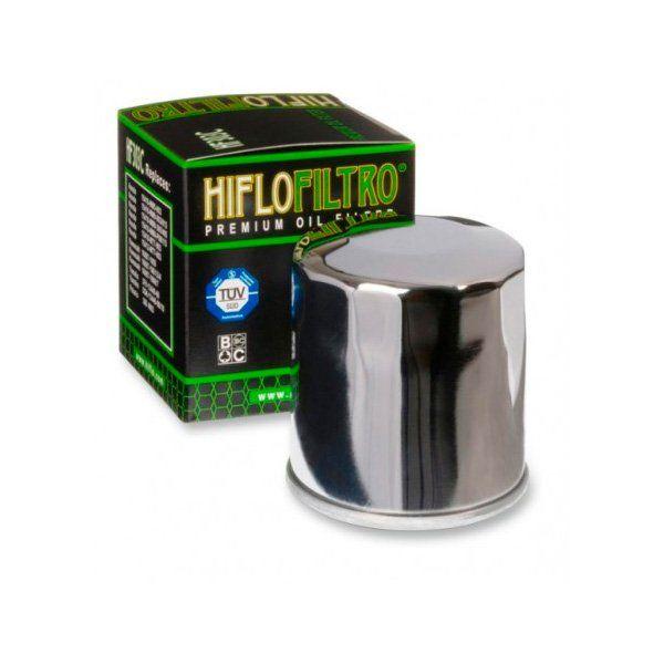 Filtro de aceite Hiflofiltro HF303C cromado