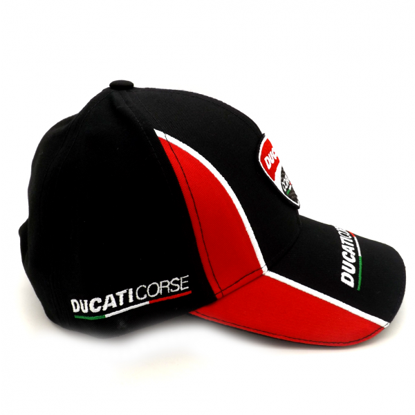 Gorra Ducati Inserted3