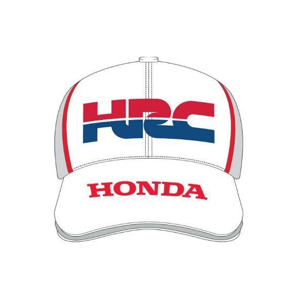 Gorra Honda Baseball Blanca