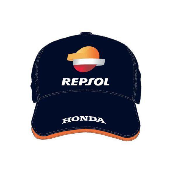 Gorra Honda Baseball Replica Repsol Team