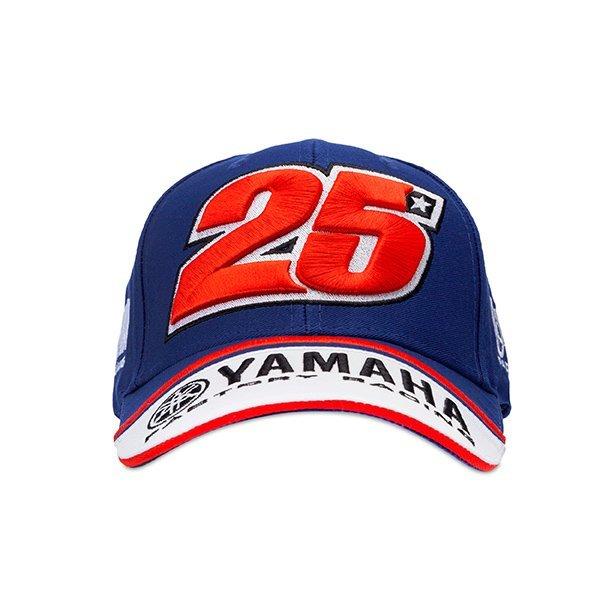 Gorra Maverick Viñales Yamaha1