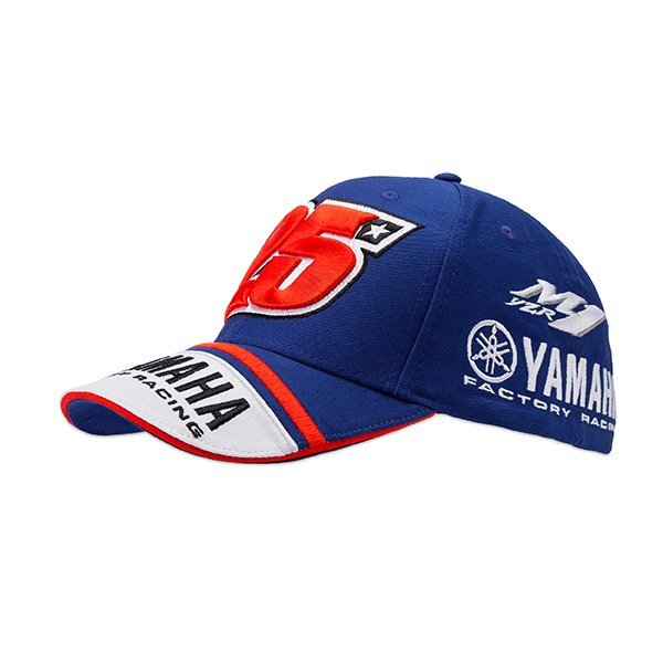 Gorra Maverick Viñales Yamaha2