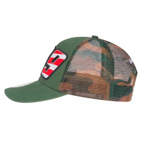 Gorra Nicky Hayden Militar