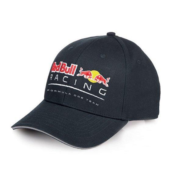 Gorra Red Bull Negra1