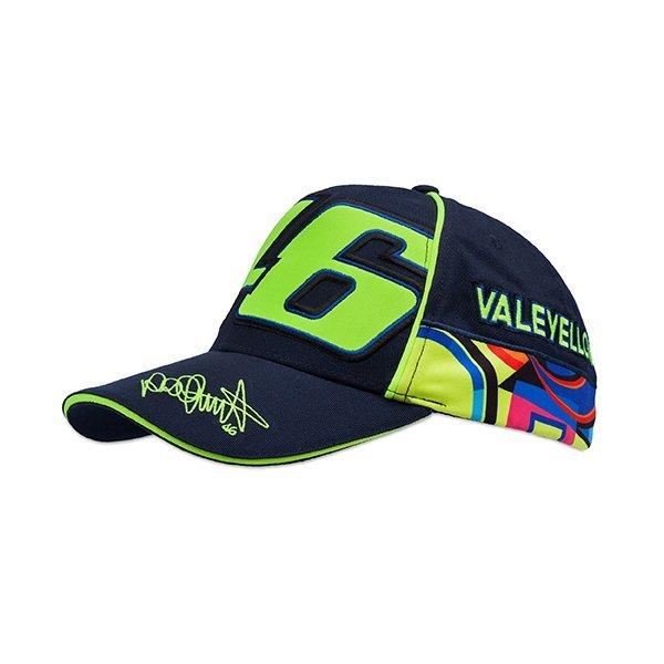 Gorra Valentino Rossi 46 Azul
