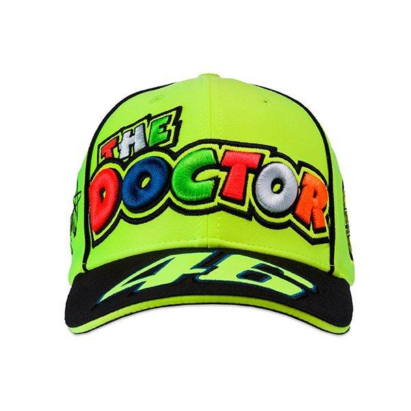 Gorra Valentino Rossi The Doctor Amarilla
