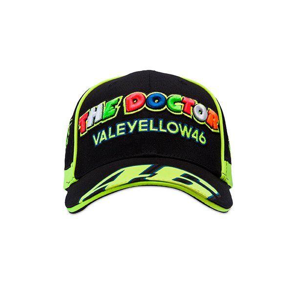 Gorra Valentino Rossi Valeyellow