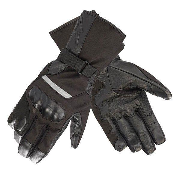 Guantes Alpinestars Apex V2 Drystar Negro