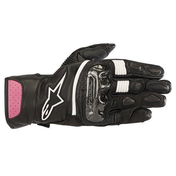 Guantes Alpinestars SP-2 V2 Stella negro rosa
