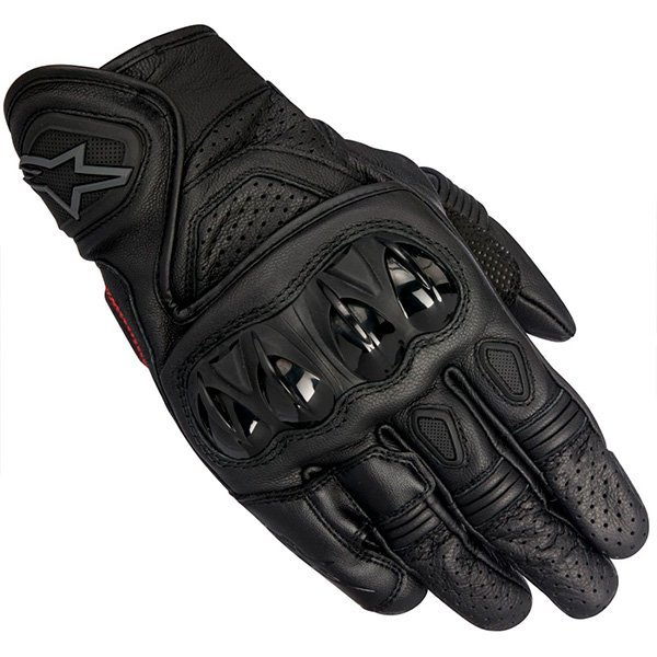 Guantes Alpinestars SP-X Air Carbon negros