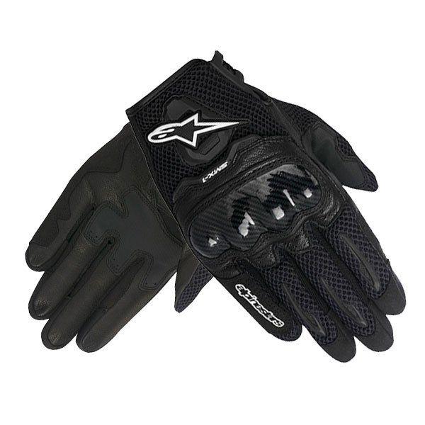 Guantes Alpinestars Smx-1 Air V2 Negro
