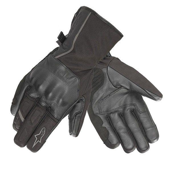Guantes Alpinestars Tourer W-7 Drystar Negro
