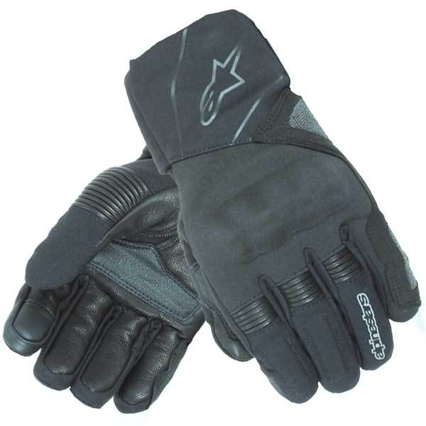 Guantes Alpinestars Winter Surfer Gore Tex negro a