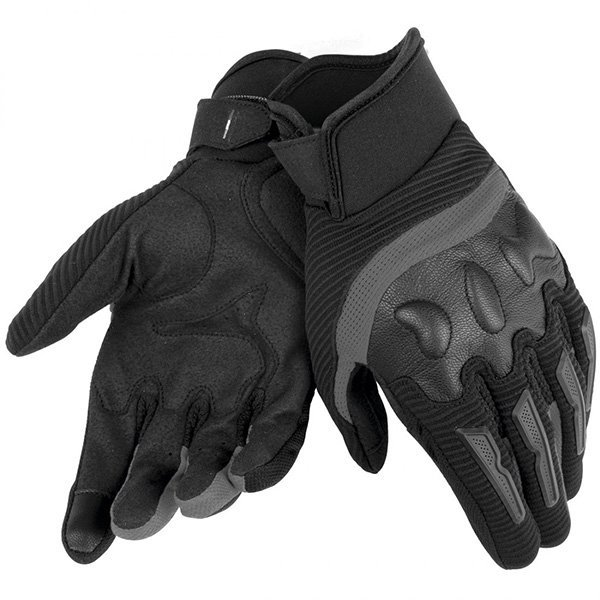 Guantes Dainese Air Frame Negro