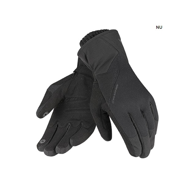 Guantes Dainese Avenue D-Dry Negro