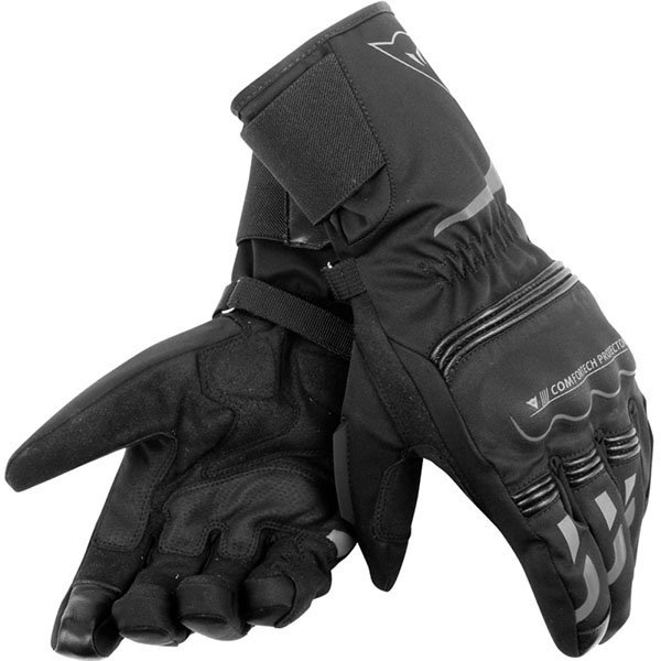 Guantes Dainese Tempest D-Dry Long Negro