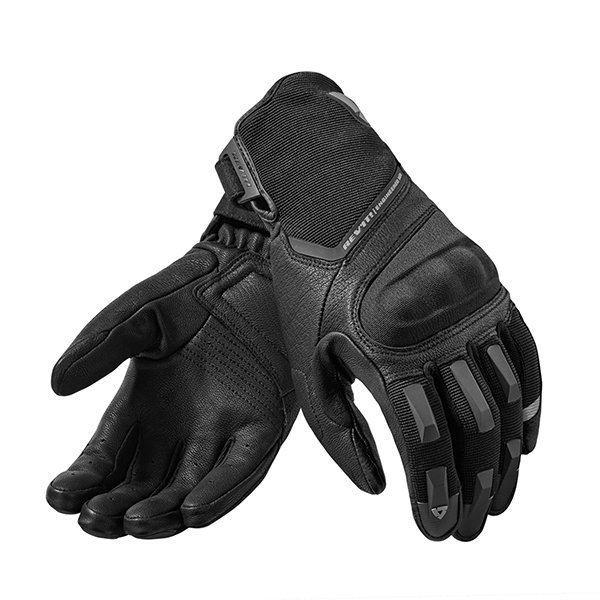 Guantes Revit Striker 2 Negro2