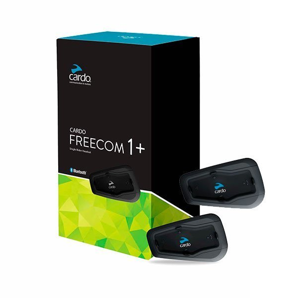 Intercomunicador Cardo Scala Rider Freecom 1+ Duo