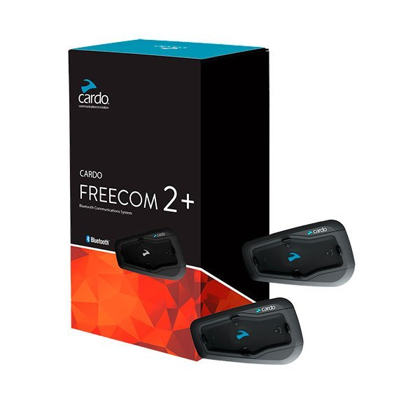 Intercomunicador Cardo Scala Rider Freecom 2+ Duo