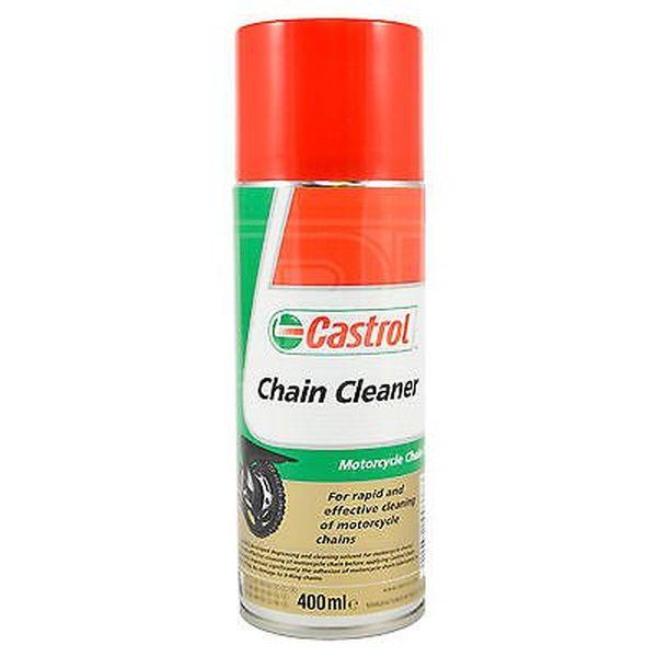 Limpiador de Cadenas Castrol 400ML