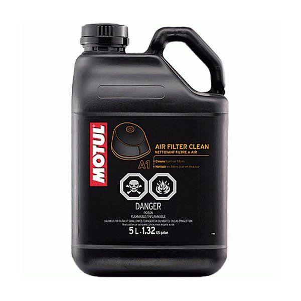 Limpiador de filtros de aire Motul A1 5l