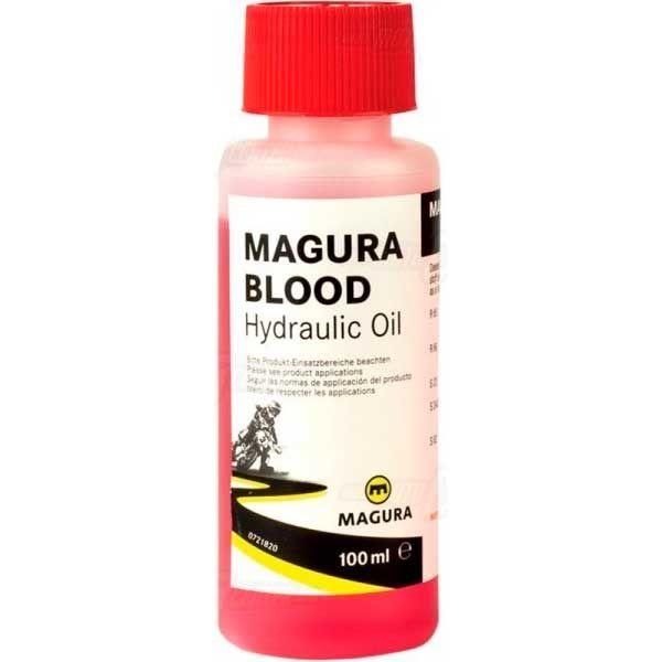 Liquido de Freno Magura Rojo 100ml