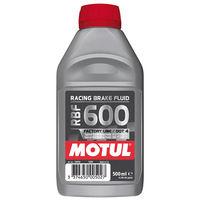 Liquido de Frenos Motul 600 Rbf Racing Brake 500ml