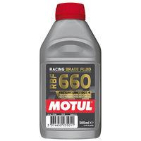 Liquido de Frenos Motul 660 Rbf Racing Brake 500ml
