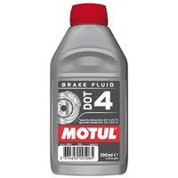 Liquido de Frenos Motul Dot4 Brake Fluid 500ml