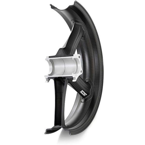 Llanta Trasera Convexa RotoBox Boost 17X6.0-1