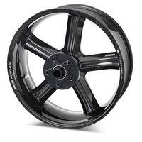 Llanta Trasera Convexa RotoBox Boost 17X6.010