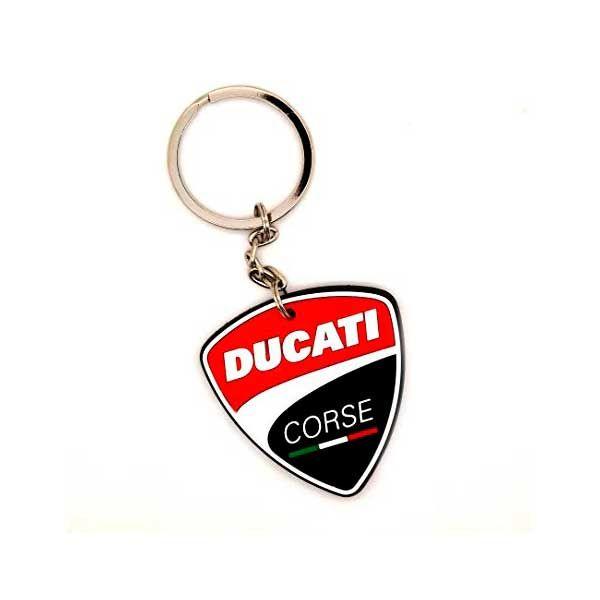 Llavero Metalico Ducati Corse