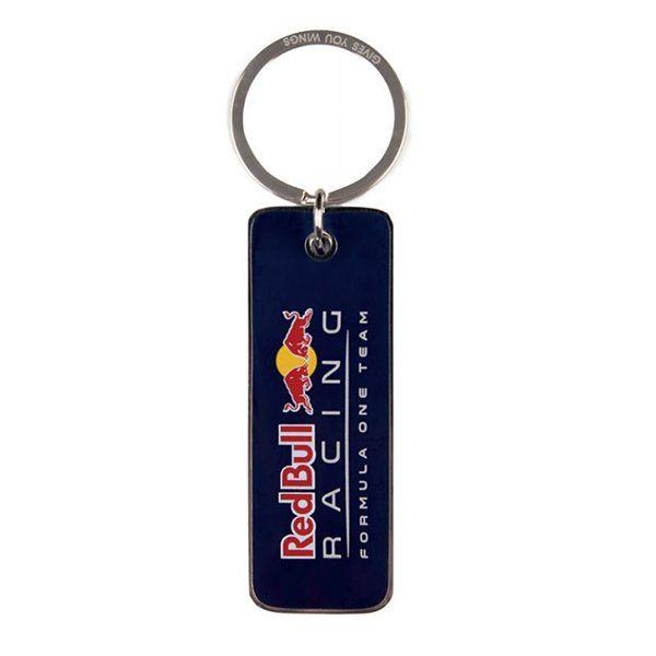 Llavero logo Red Bull Negro1