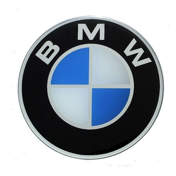 Logo BMW 3d 58mm
