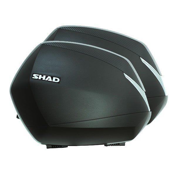Maletas moto Laterales Shad SH36 Carbono 2019