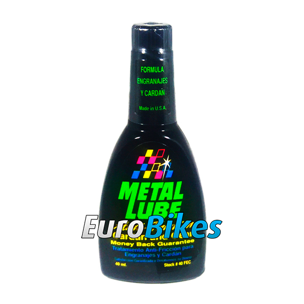 Metal Lube Formula Engranajes y Cardan 40ml