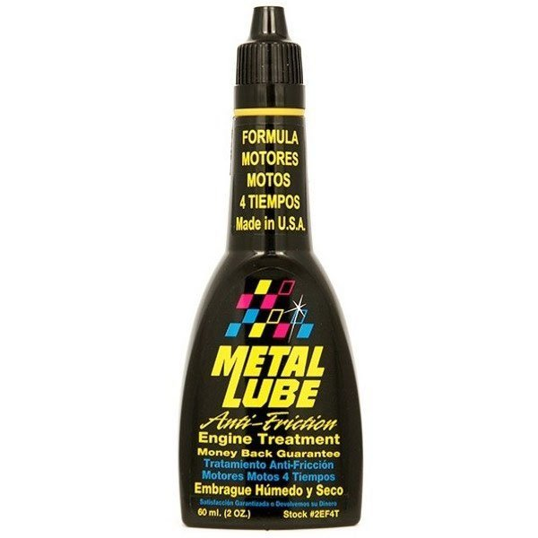 Metal Lube Motos 4 Tiempos 60ml