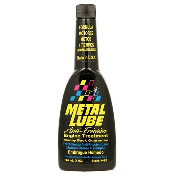 Metal Lube Motos 4 Tiempos Embrague Humedo 120ml