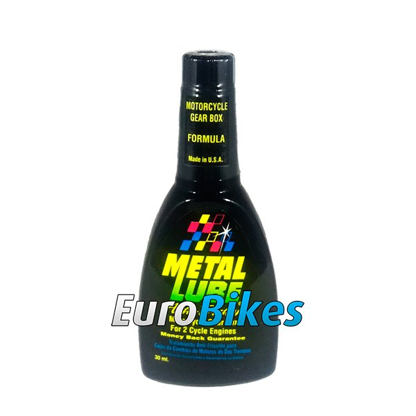 Metal Lube Transmision Moto 2 y 4T 30ml