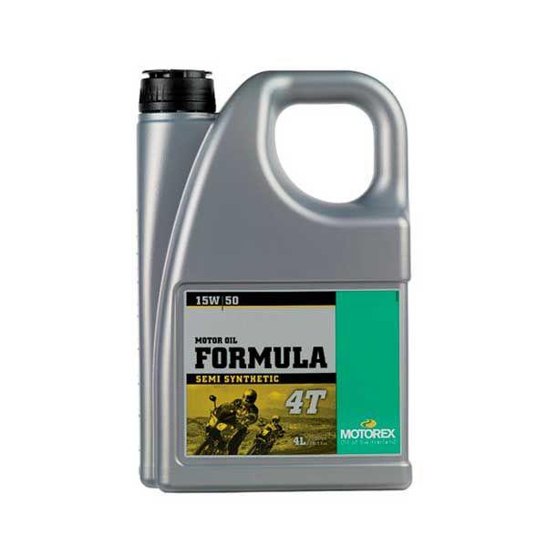 Motorex 15W50 Formula 4T 4L
