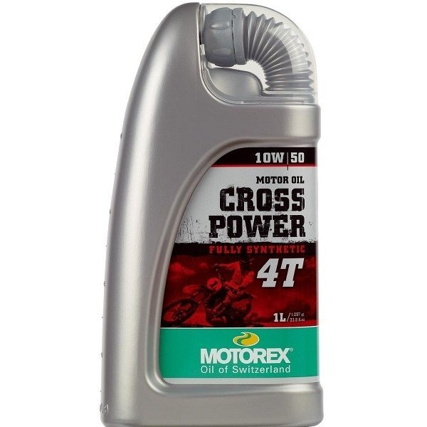 Motorex Cross Power 10W50 4T 1L