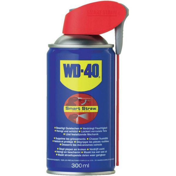 Multiusos Wd40 Doble Acción 300ml