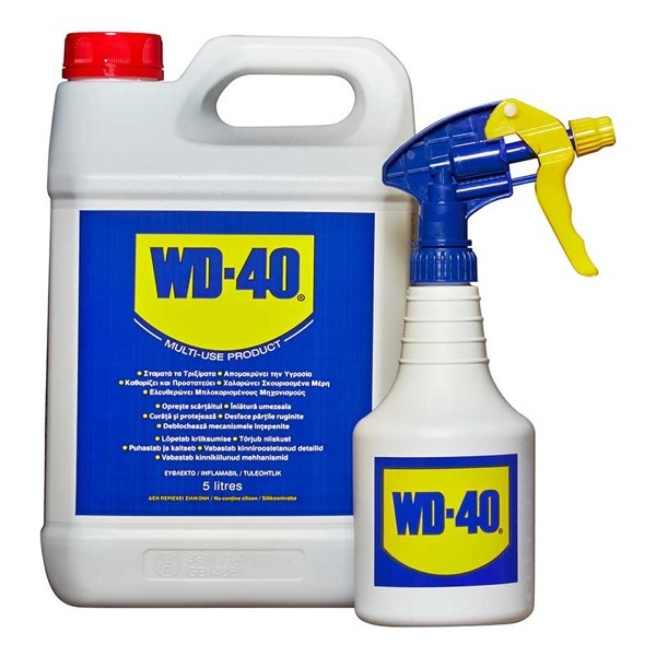 Multiusos Wd40 Doble Acción 5L