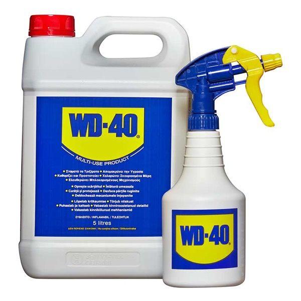 Multiusos Wd40 Doble Acción 5L