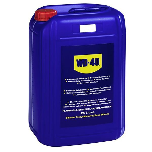 Multiusos Wd40 Doble Accion 25L