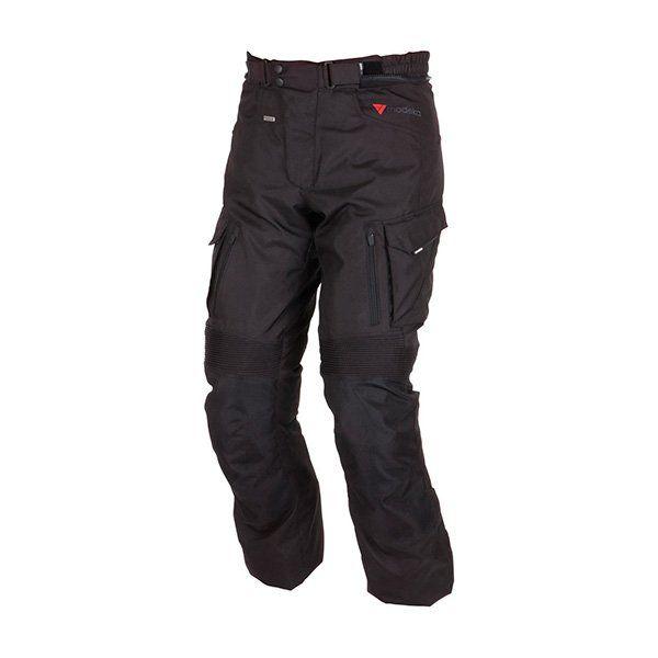Pantalón Modeka Striker Corto Negro