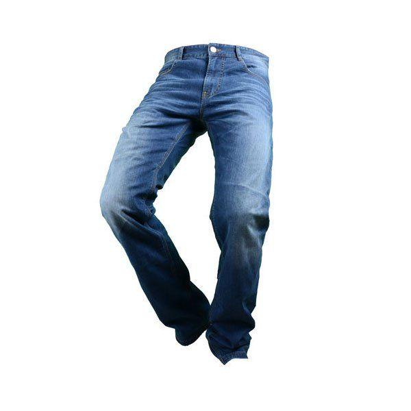 Pantalon Jeans Overlap Street Smalt