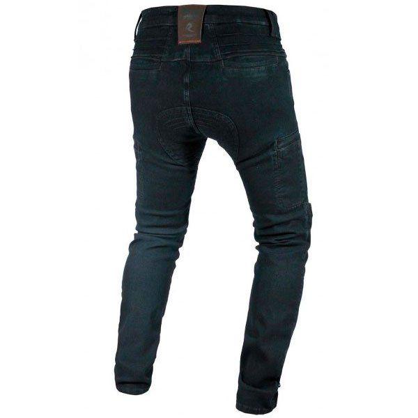 Pantalon Jeans Race-Red Falcon Negro