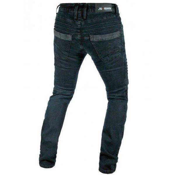 Pantalon Jeans Race-Red Tuono Negro