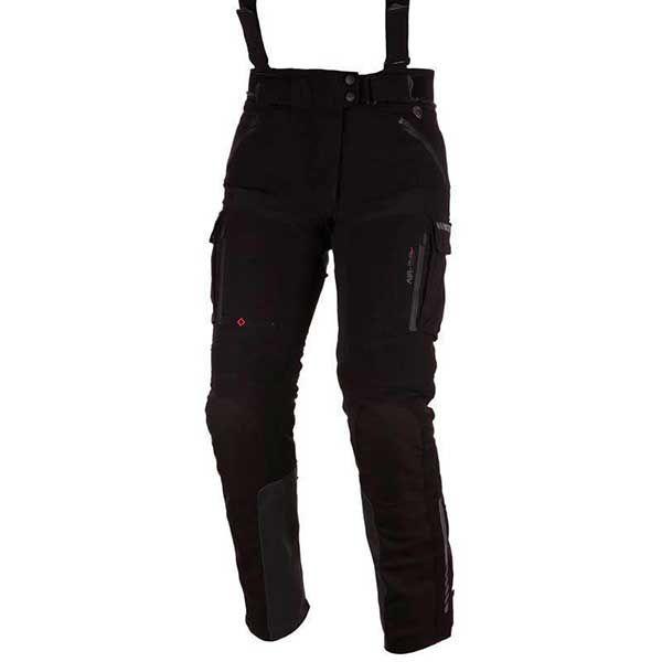 Pantalon Modeka Tacoma Lady Corto Negro